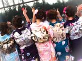 My First Furisode Kimono