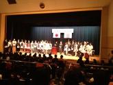 A Colorful Graduation Ceremony