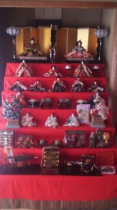 It's Time to Display: Hinamatsuri Dolls