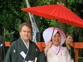 伝統的な結婚式