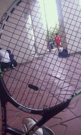 テニス、テニス、テニス
