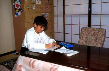 日本の小学生生活